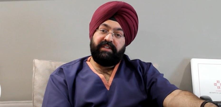 Доктор Мандип Сингх Малхотра - xороший онколог по раку молочной железы в Индии