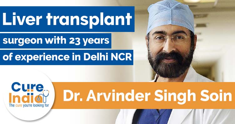 Dr AS Soin - Best Liver Specialist in India