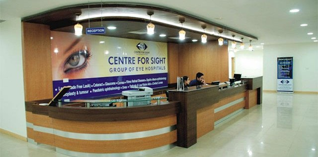 Центр зрения ведущая клиника глазная в Дели NCR