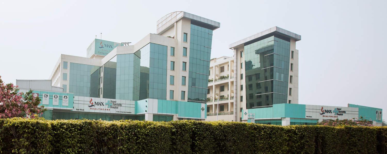 макс больница Индии