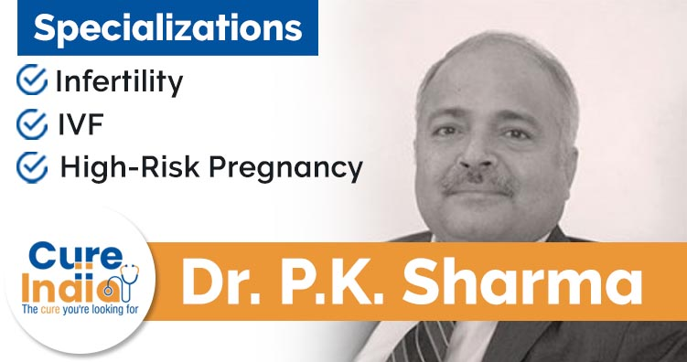 Dr P.K. Sharma - Obstetrics and Gynecology Doctor